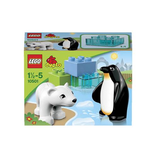 Лего Дупло 10501 Друзья в зоопарке