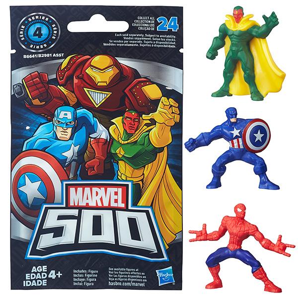 Hasbro Avengers B2981 Мини-фигурка Марвел игрушка hasbro разборные фигурки марвел в ассортименте a6825