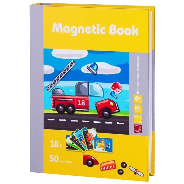 Magnetic Book TAV035 Развивающая игра