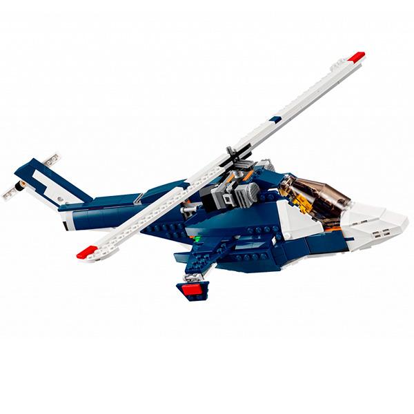 Конструктор Лего Криэйтор 31039 Конструктор Синий реактивный самолет