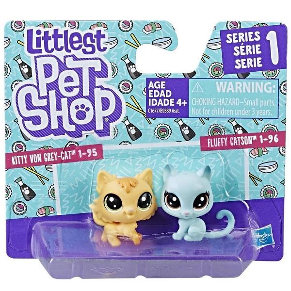 Hasbro Littlest Pet Shop B9389 2 пета