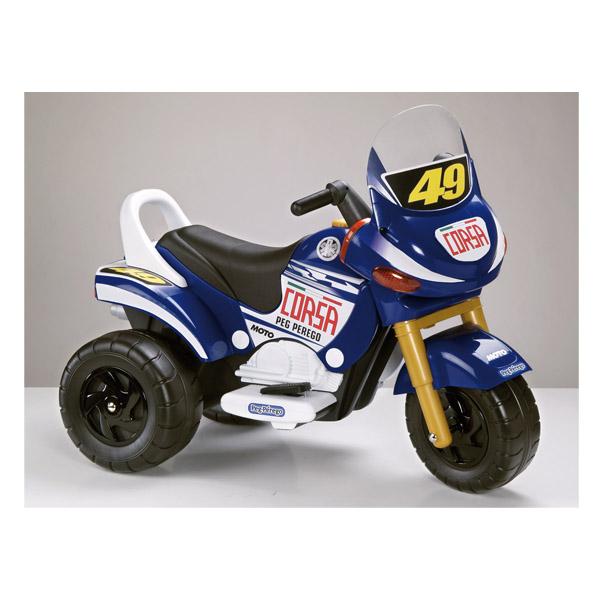 Детский электромобиль Peg-Perego 1045D Moto Corsa