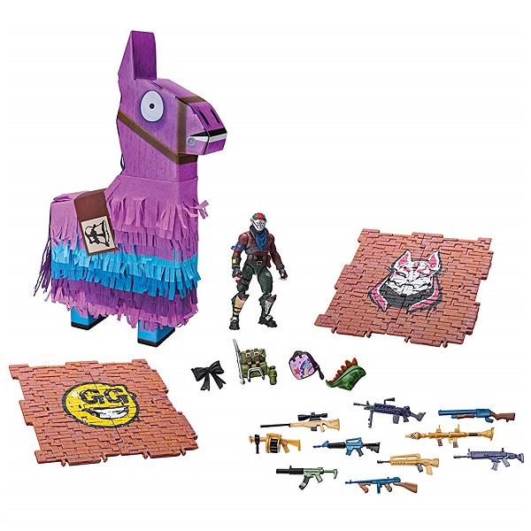 Fortnite FNT0009 Лама-пиньята с аксессуарами