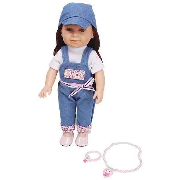 Lilipups LVY008 Кукла с аксессуарами 40 см
