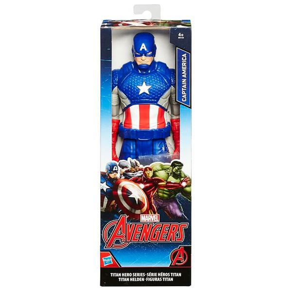 Hasbro Avengers B6660 Фигурки Мстителей из фильма Раскол Титаны 30 см (в ассортименте)