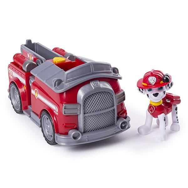 Paw Patrol 6045898 Щенячий патруль машинка с фигуркой 2 игрушка spin master paw patrol мини машинка спасателя с фигуркой героя 16721