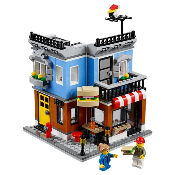 Конструктор Lego Creator 31050 Конструктор Магазинчик на углу