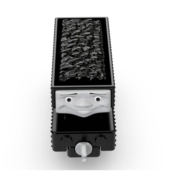 Mattel Thomas & Friends DGB66 Томас и друзья Паровозик Гектор с прицепом