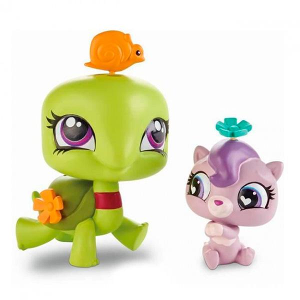 Hasbro Littlest Pet Shop A7313 Литлс Пет Шоп Зверюшка и ее малыш (в ассортименте)