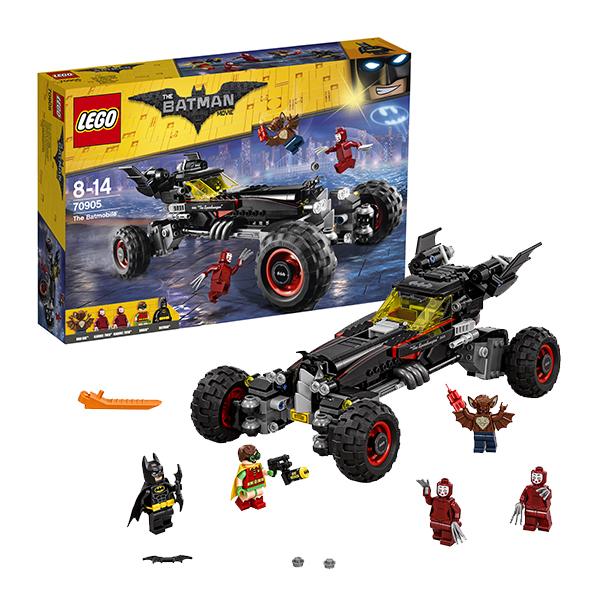 Lego Batman Movie 70905 Конструктор Лего Фильм Бэтмен: Бэтмобиль