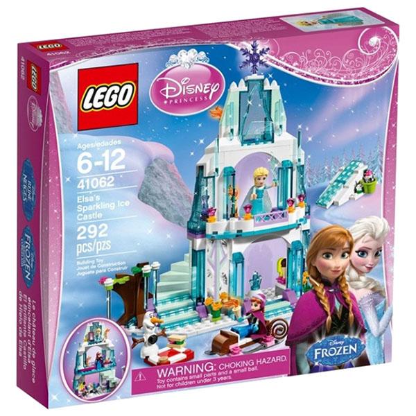 Lego Disney Princess 41062 Конструктор Лего Принцессы Дисней Ледяной замок Эльзы