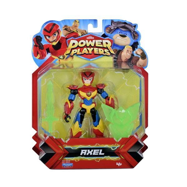 Power Players 38151 Фигурка героя Аксель,13 см