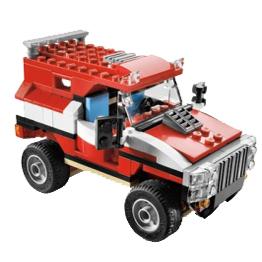 Конструктор Lego Creator 5867 Конструктор Супер Спидстер