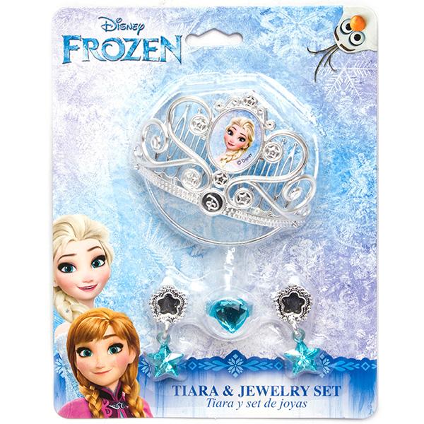 Принцессы 82586 Набор украшений Холодное сердце корона принцессы boley холодное сердце 82542