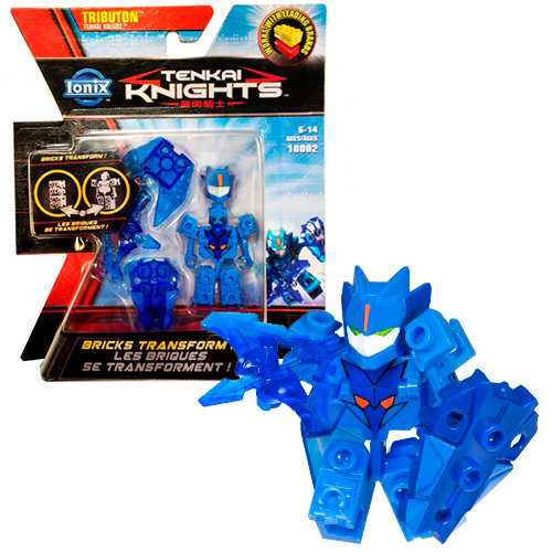 Tenkai Knights 64706 Тенкай Найтс Мини-фигурка на блистере (в ассортименте)