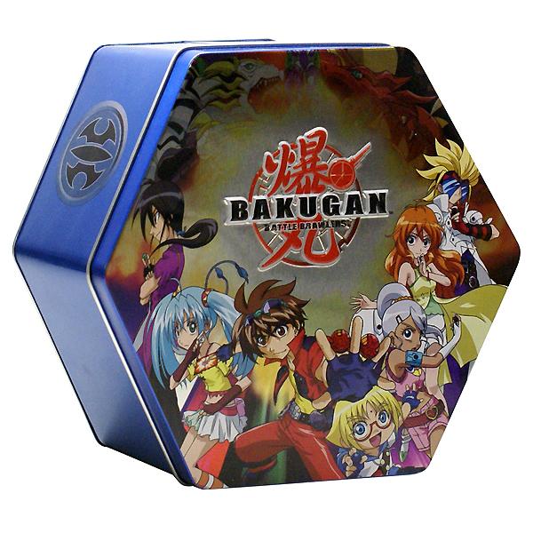 Bakugan Бакуган 2 Сезон 64291 хранилище для шаров и карт