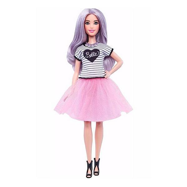 Mattel Barbie DVX76 Барби Кукла из серии Игра с модой mattel mattel кукла ever after high мишель мермейд