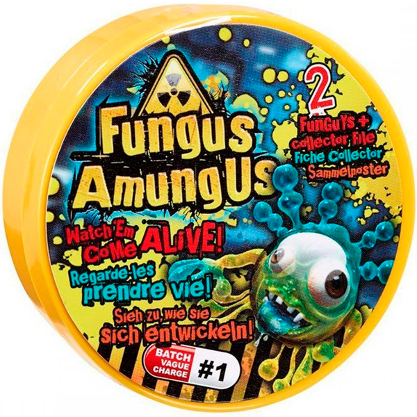 Fungus Amungus 22500.2300 Фунгус Амунгус Чашка Петри