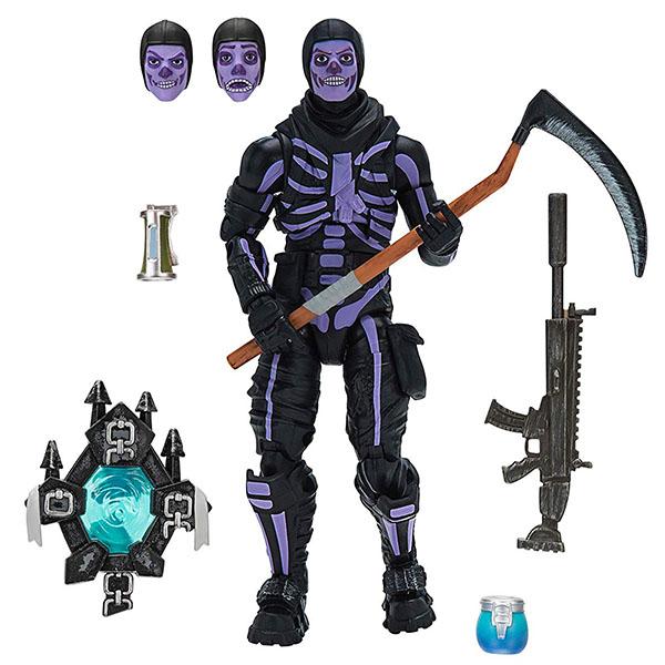 Fortnite FNT0065 Фигурка Skull Trooper с аксессуарами