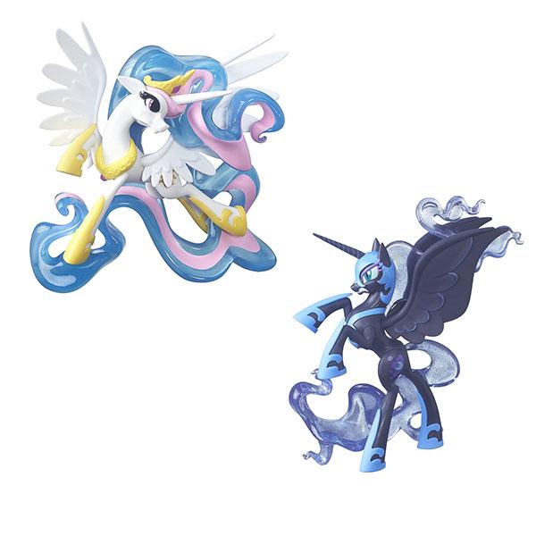 Hasbro My Little Pony B6327 Май Литл Пони Принцесса (в ассортименте) hasbro my little pony b5365 май литл пони малышка пони принцесса
