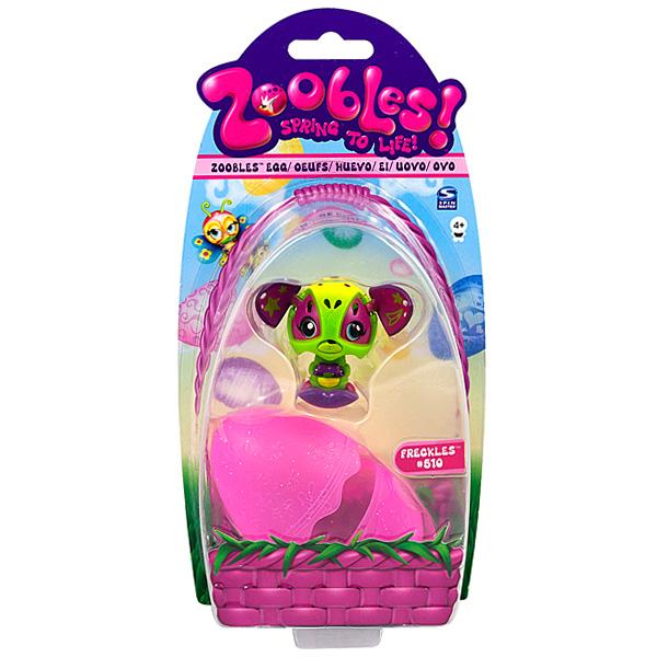 Zoobles 13229 Зублс пасхальное яйцо