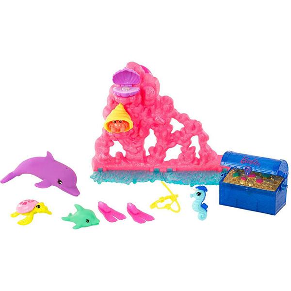 """Mattel Barbie FCJ29 Барби Игровой набор из серии """"Морские приключения"""""""