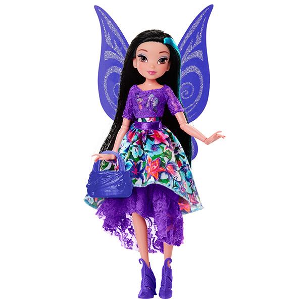 Disney Fairies 956660 Дисней Фея Кукла 23 см Делюкс с сумочкой (в ассортименте)