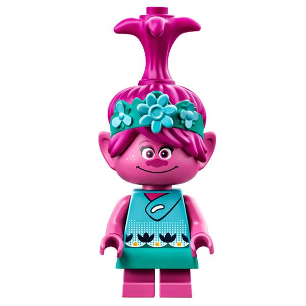 LEGO Trolls 41251 Конструктор ЛЕГО Тролли Домик-бутон Розочки
