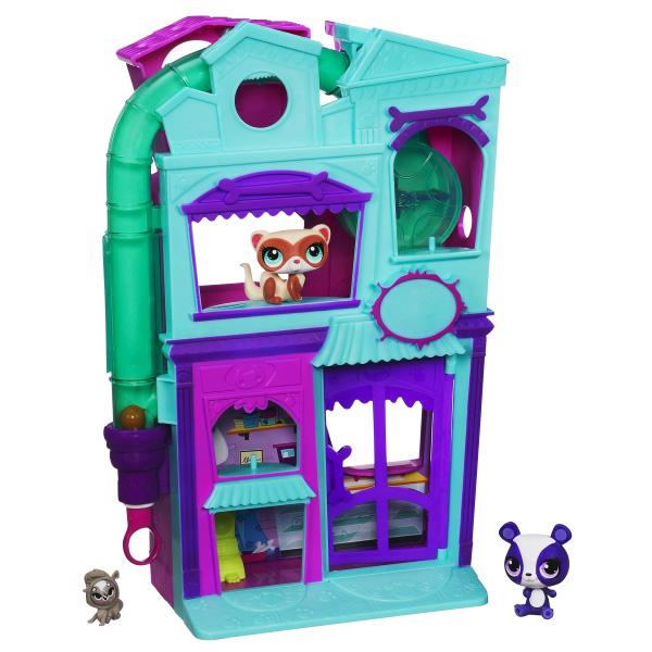 Hasbro Littlest Pet Shop A3682 Литлс Пет Шоп Игровой набор Зоомагазин