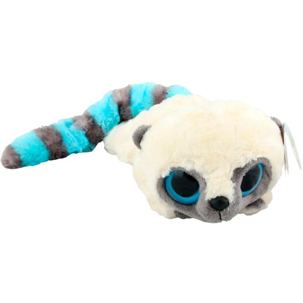 Юху и его друзья 16-100 Юху голубой лежачий, 16 см