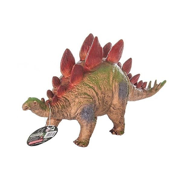 Megasaurs SV17875 Мегазавры Фигурка динозавра - Стегозавр игровые фигурки megasaurs hgl фигурка динозавра стегозавр