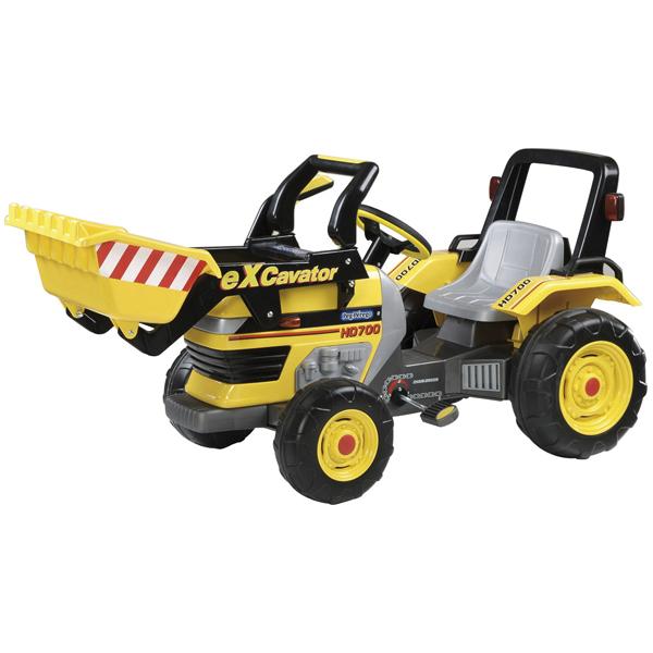 Peg-Perego 0549 Excavator Пег-Перего Экскаватор