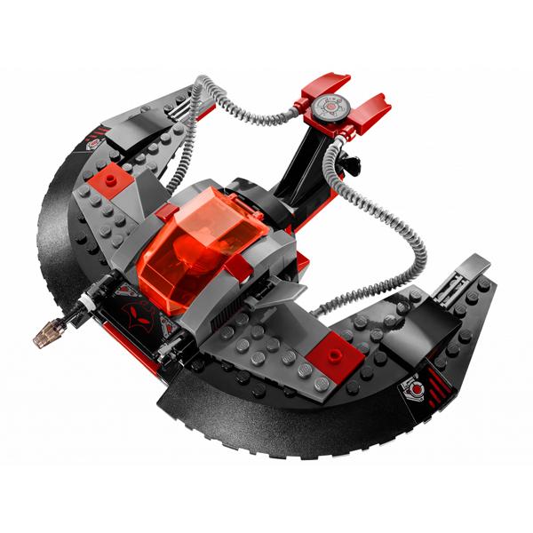 Конструктор Lego Super Heroes 76027 Лего Супер Герои Глубоководная атака Чёрной Манты
