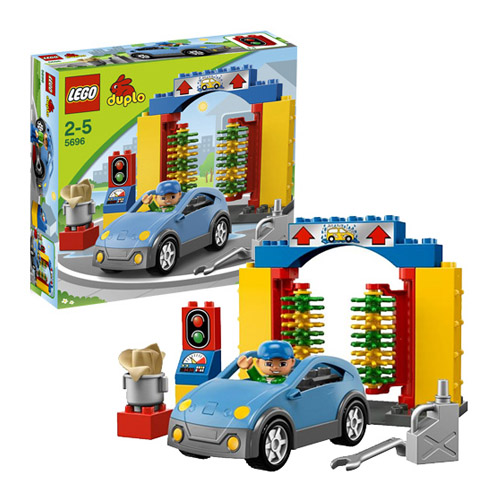Lego Duplo 5696 Конструктор Автомойка