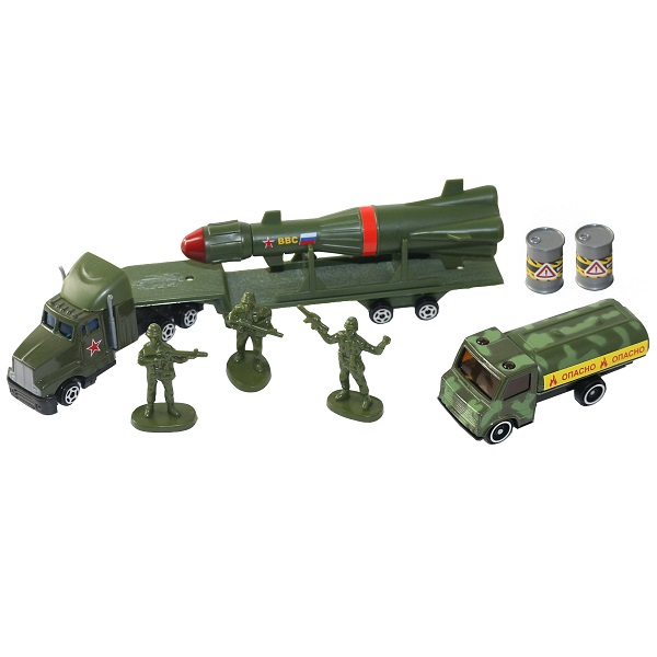 Wincars 30815A Набор военной техники