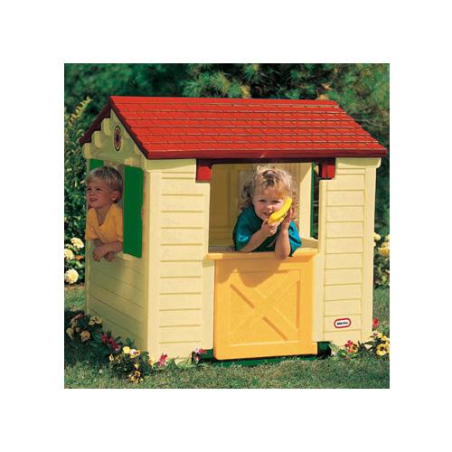 Little Tikes 440Q Литл Тайкс Игровой домик с откидным столиком