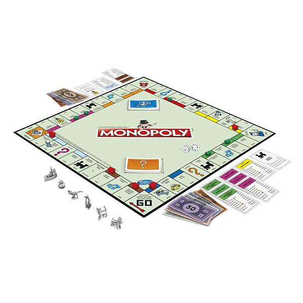 Other Games C1009 Классическая Монополия. Обновленная