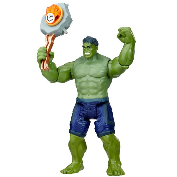 Hasbro Avengers E0563/E1405 фигурка Мстители с камнем делюкс Халк hasbro hasbro marvel мстители игрушки ролевые игры герой маски raytheon c0483