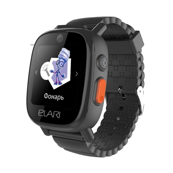 Elari ELFT3BLK Часы FIXITIME 3 BLACK
