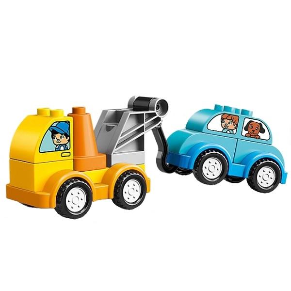 Lego Duplo 10883 Конструктор Мой первый эвакуатор