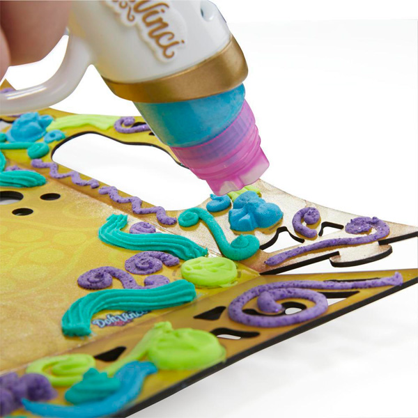 """Hasbro Dohvinci B4935 Игровой набор для творчества """"Платиновый стайлер"""""""