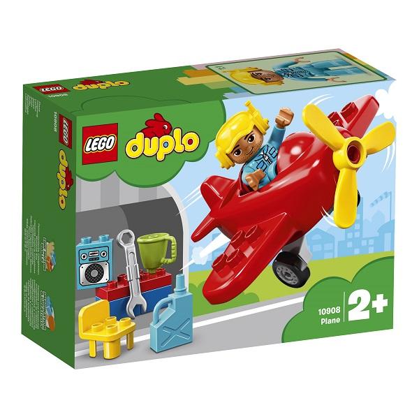 LEGO DUPLO 10908 Конструктор ЛЕГО ДУПЛО Самолёт