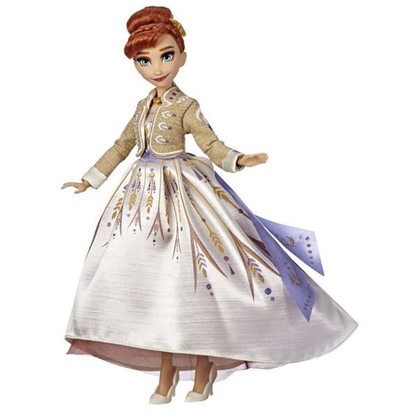 Hasbro Disney Princess E5499/E6845 ХОЛОДНОЕ СЕРДЦЕ 2 Делюкс Анна