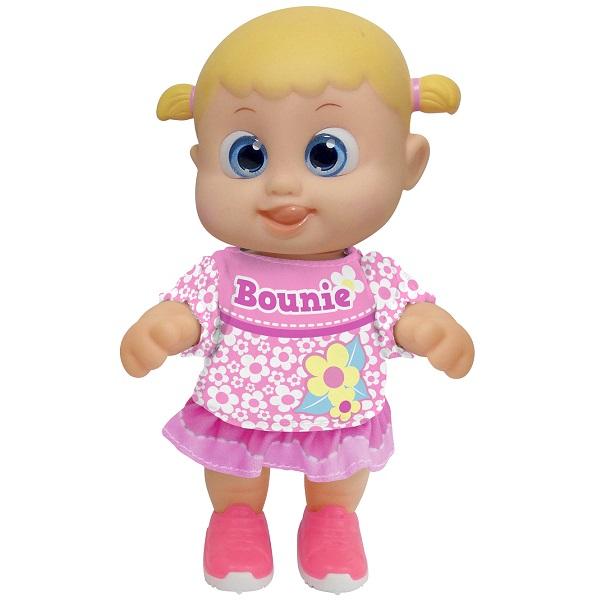 Bouncin' Babies 802001 Кукла Бони шагающая, 16 см