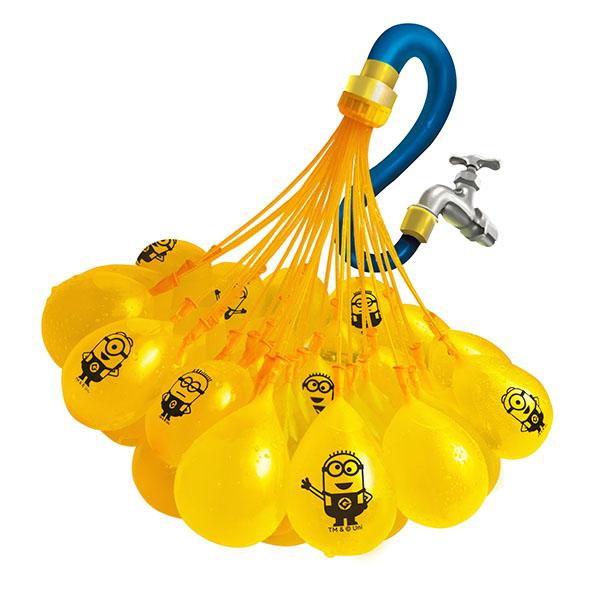 Bunch O Balloons Z5653 Стартовый набор Миньоны: 100 шаров