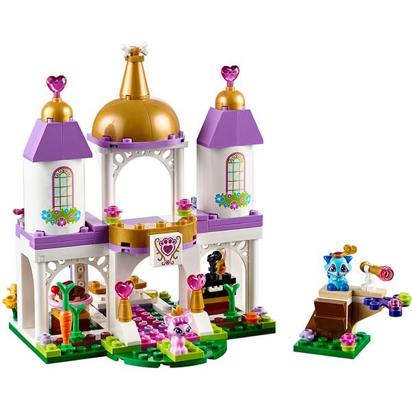 Lego Disney Princess 41142 Конструктор Лего Принцессы Дисней Королевские питомцы: Замок