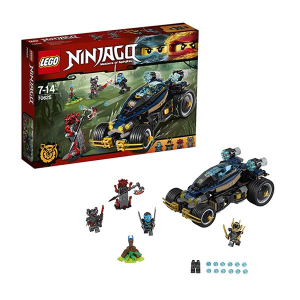 Lego Ninjago 70625 Конструктор Лего Ниндзяго Самурай VXL 2000708 lego education набор с запасными частями машины и механизмы 1