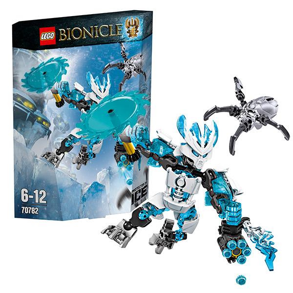Lego Bionicle 70782 Конструктор Лего Бионикл Страж льда