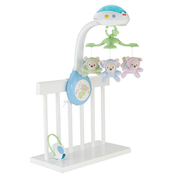 Mattel Fisher-Price CDN41 Фишер Прайс Мобиль Мечты  бабочках (обновленный)