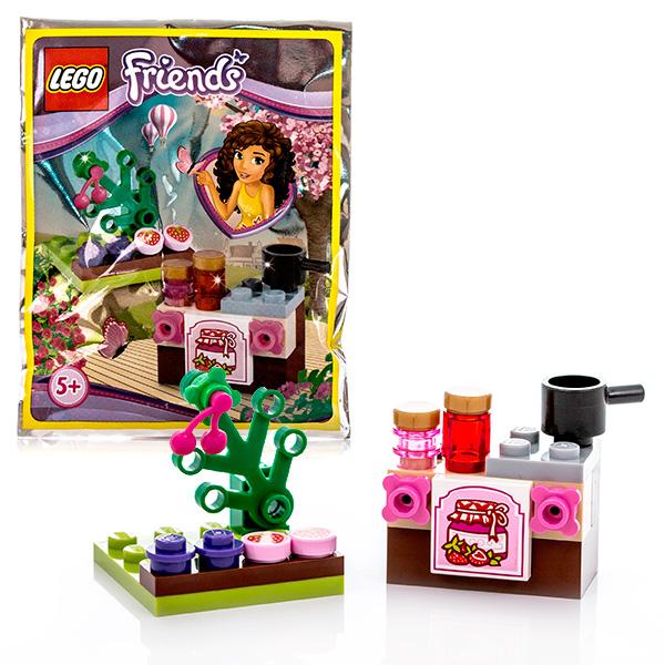 Фото - Lego Friends 561506 Конструктор Лего Подружки Сделай варенье конструктор lego подружки выставка щенков скейт парк